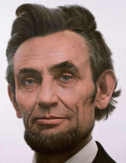 abraham-lincoln unruly hair