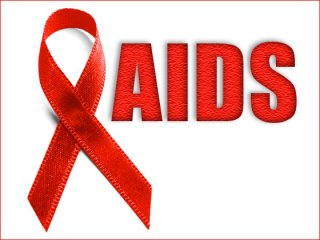 AIDS hiv-ribbon