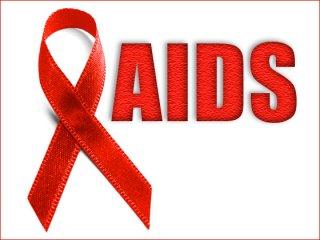 AIDS hiv-ribbon