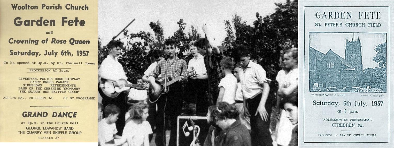 Lennon-McCartney 1st meeting