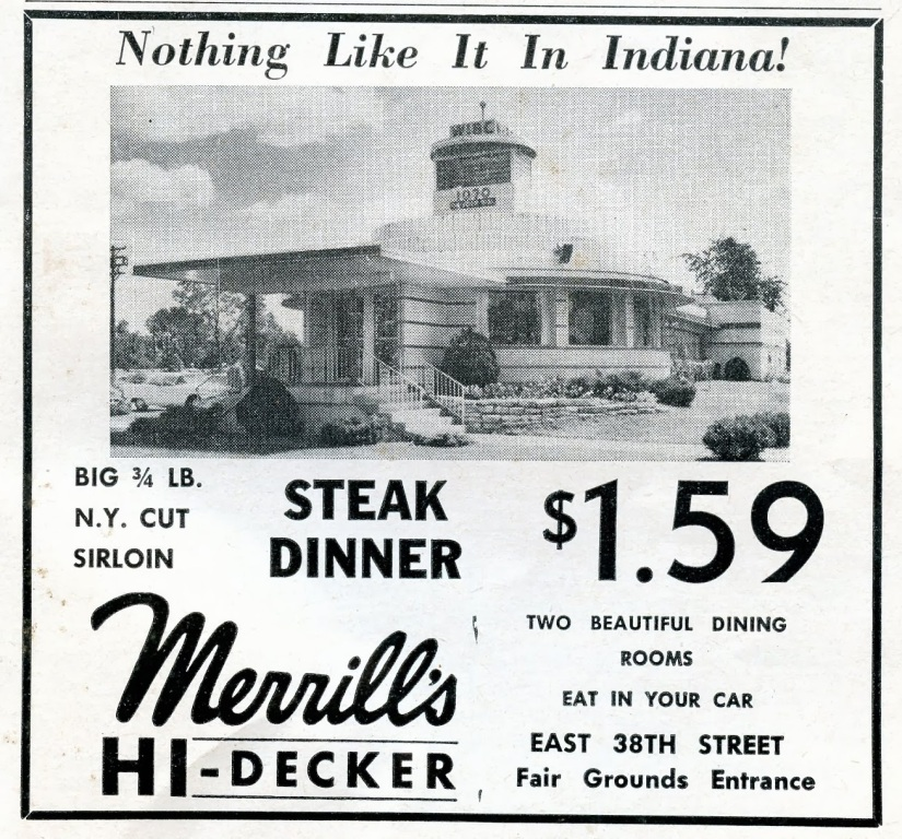 z merrill's