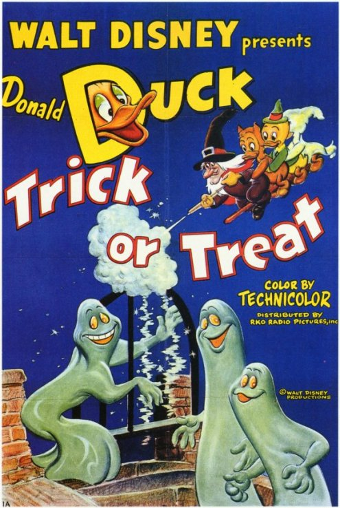 Disney Trick or treat
