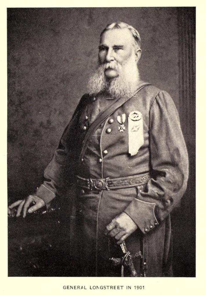 General-Longstreet