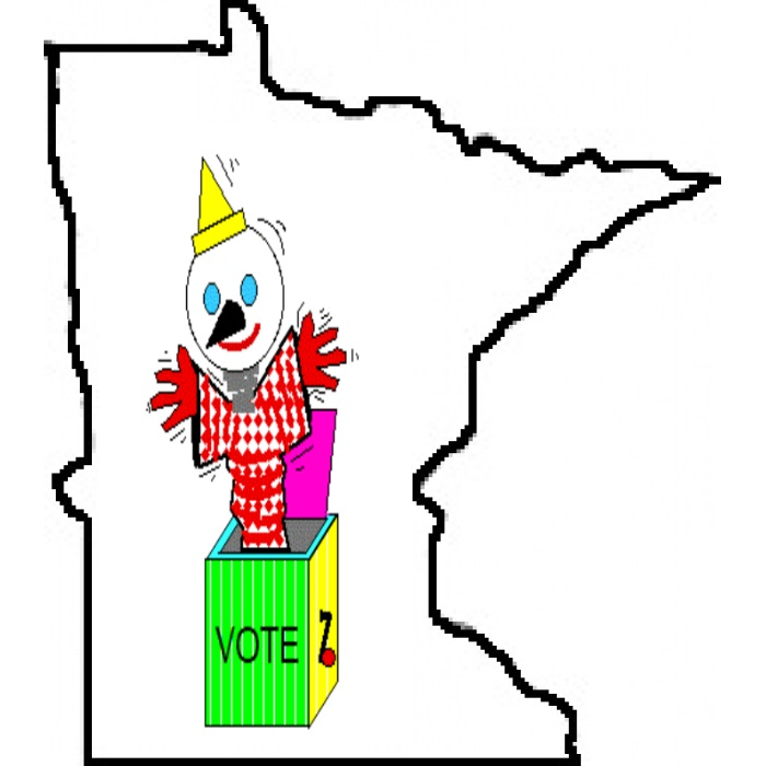What's the matter with Minnesota image