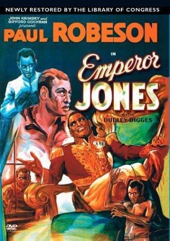 Emperor Jones poster