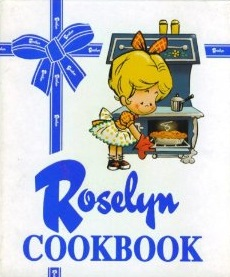 Roselyn cookbook cover