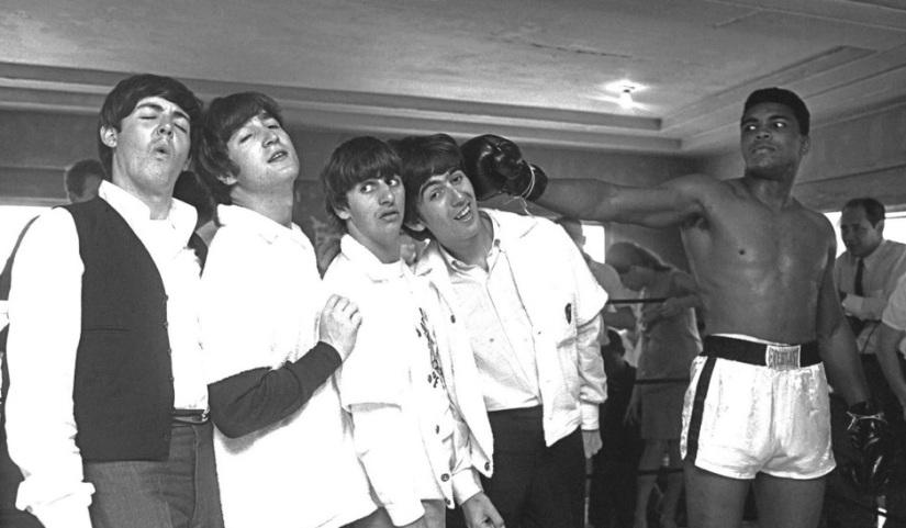 Ali-Beatles