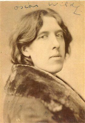 z OSCAR-WILDE-Signed-Photograph-Writer-Author