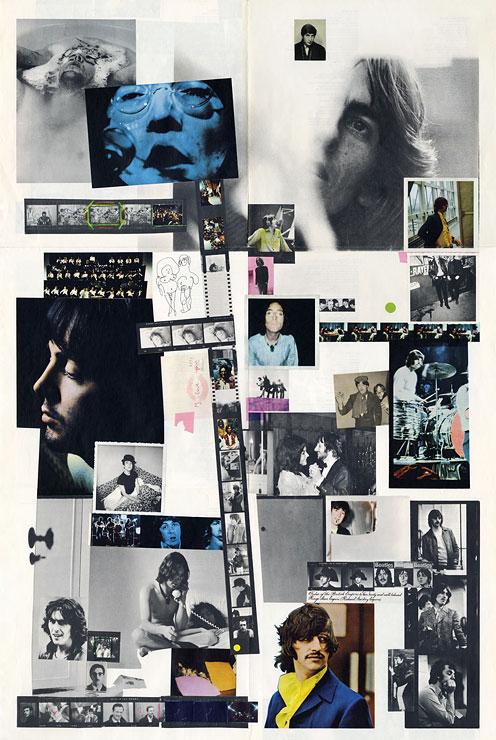 Part three White Album Poster