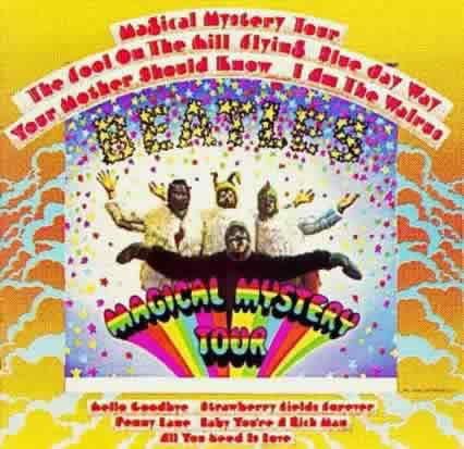 Part Two Magical Mystery Tour