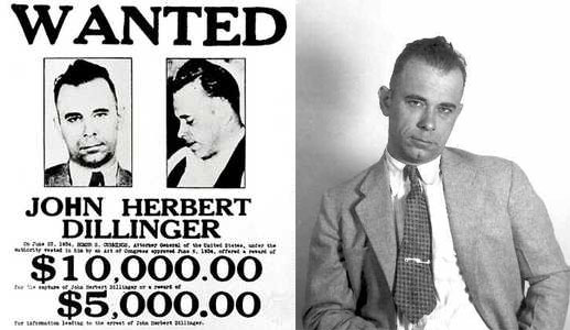z john-dillinger-wanted-poste