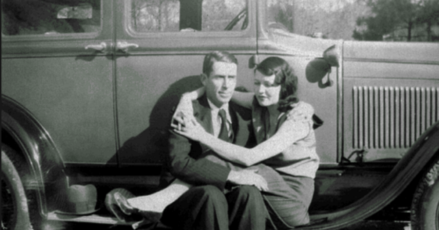 Blanche & Buck Barrow (1)