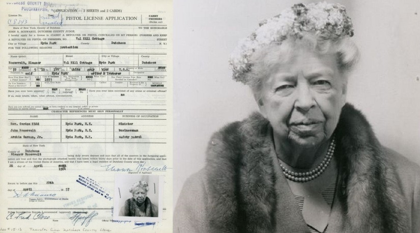 Eleanor permit