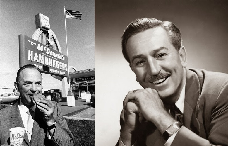 Disney and Ray Kroc Part II