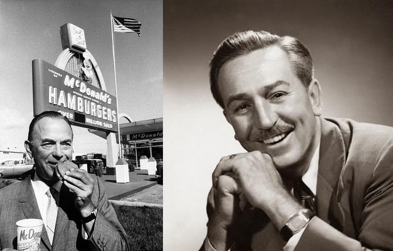 Disney and Ray Kroc Part II