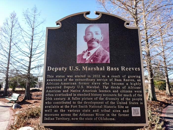 z Bass-Reeves-Statue-Plaque-Photo