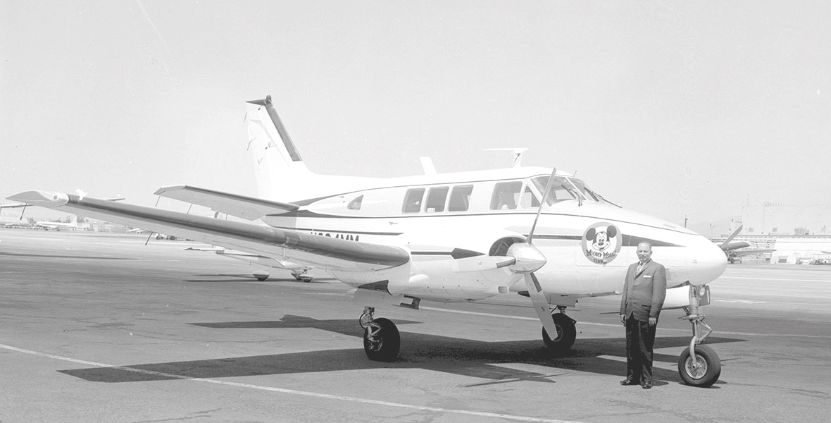 z N234MM Queen Air 1