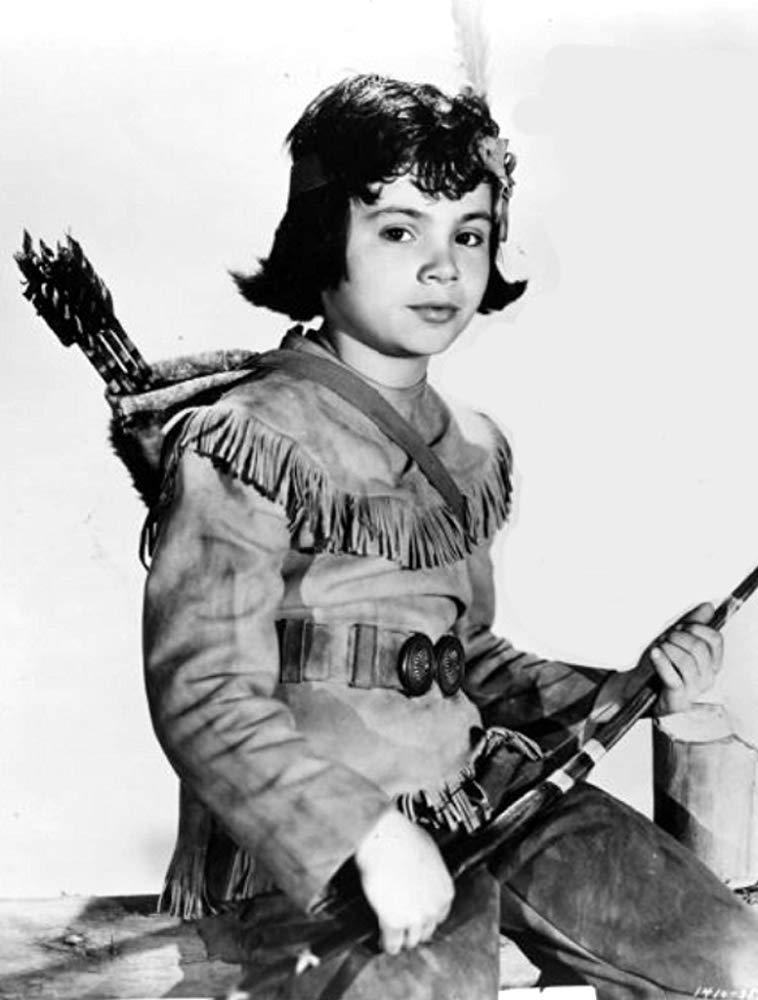 z robert blake little beaver