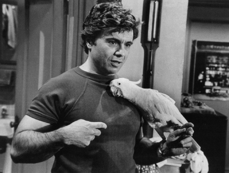 z Robert_Blake_Baretta_and_Fred_1976