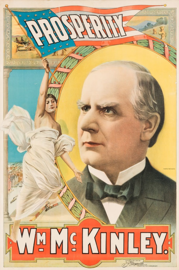 z William-McKinley-Political-Poster-703x1024