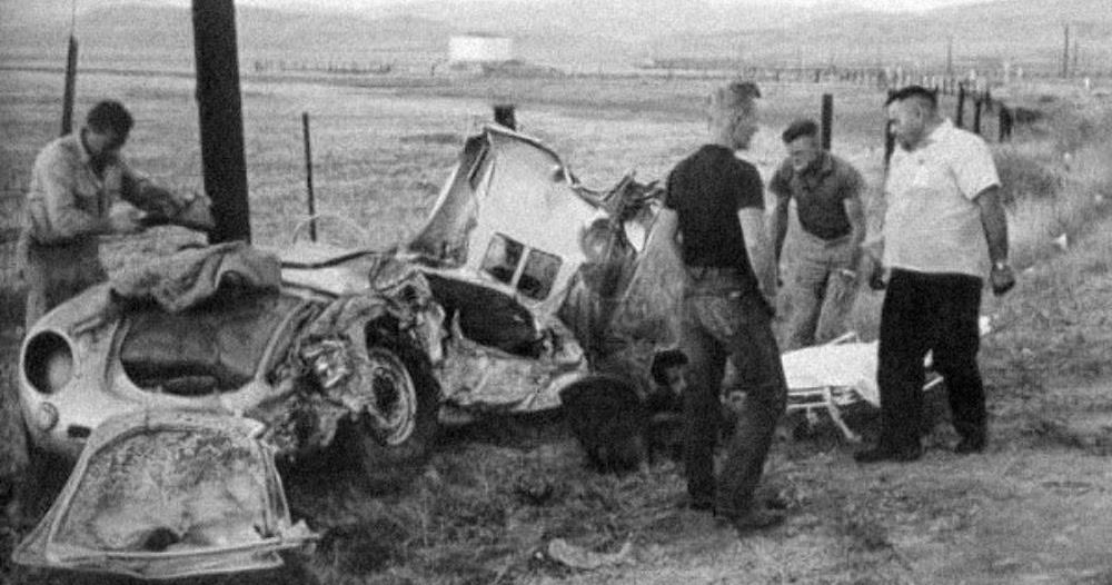 z james-dean-car-wreck-1