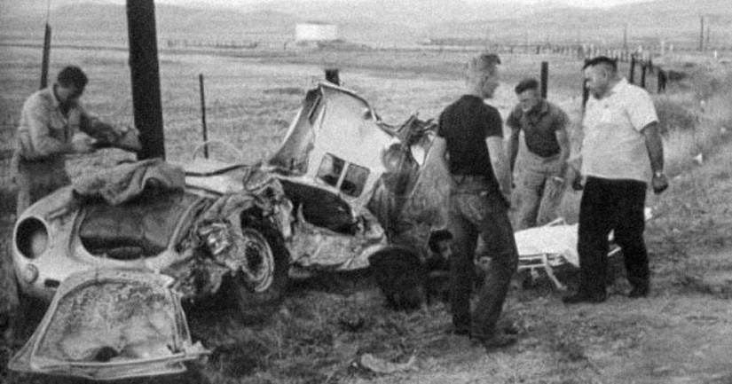 z james-dean-car-wreck-1