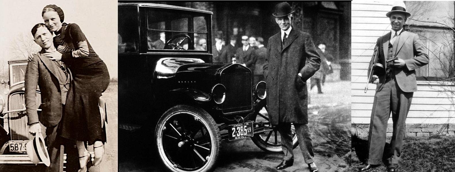 Dillinger-Ford-Bonnie-Cltde part 1