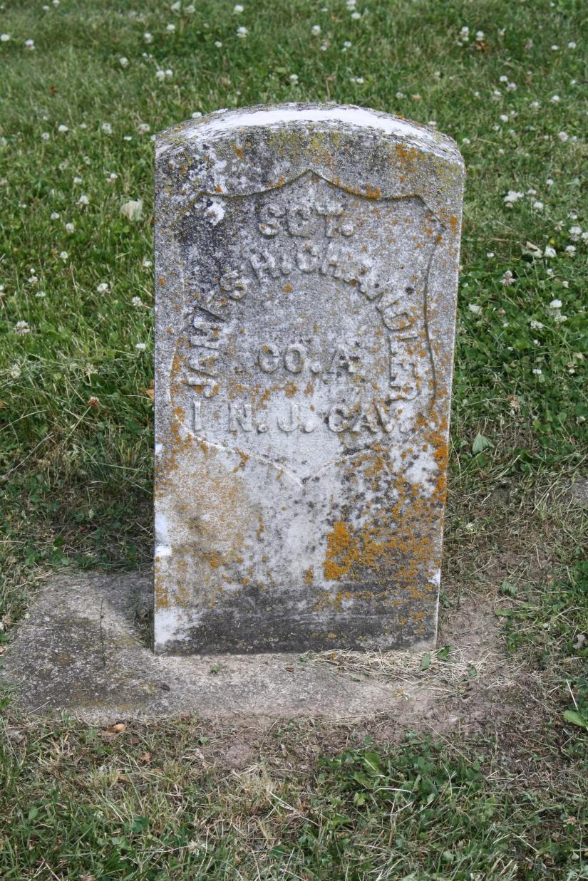 Elizabeth Chapman Grave 2