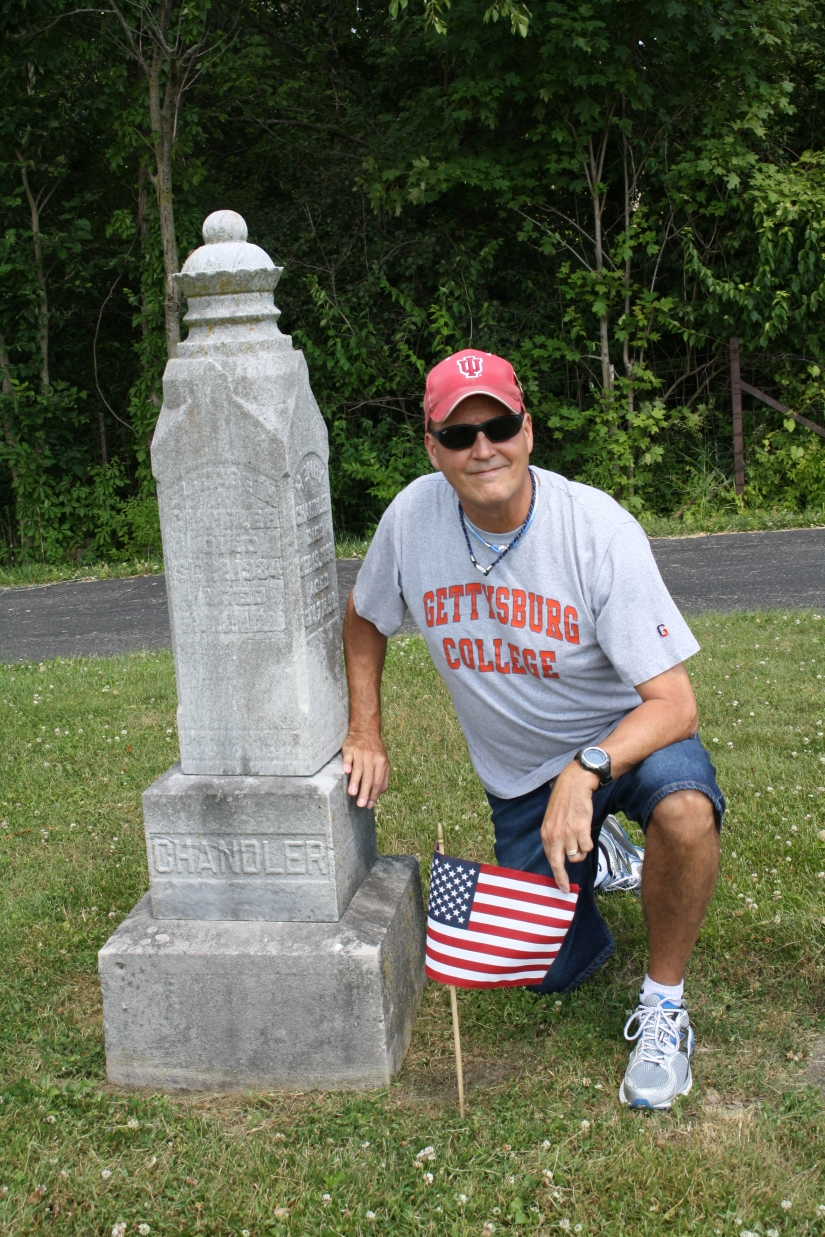 Elizabeth Chapman Grave 7